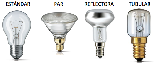 imagen modelos de lmparas fuente philips